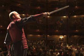 Royal Shakespeare Company performance, Stratford-upon-Avon, Warwickshire, England.