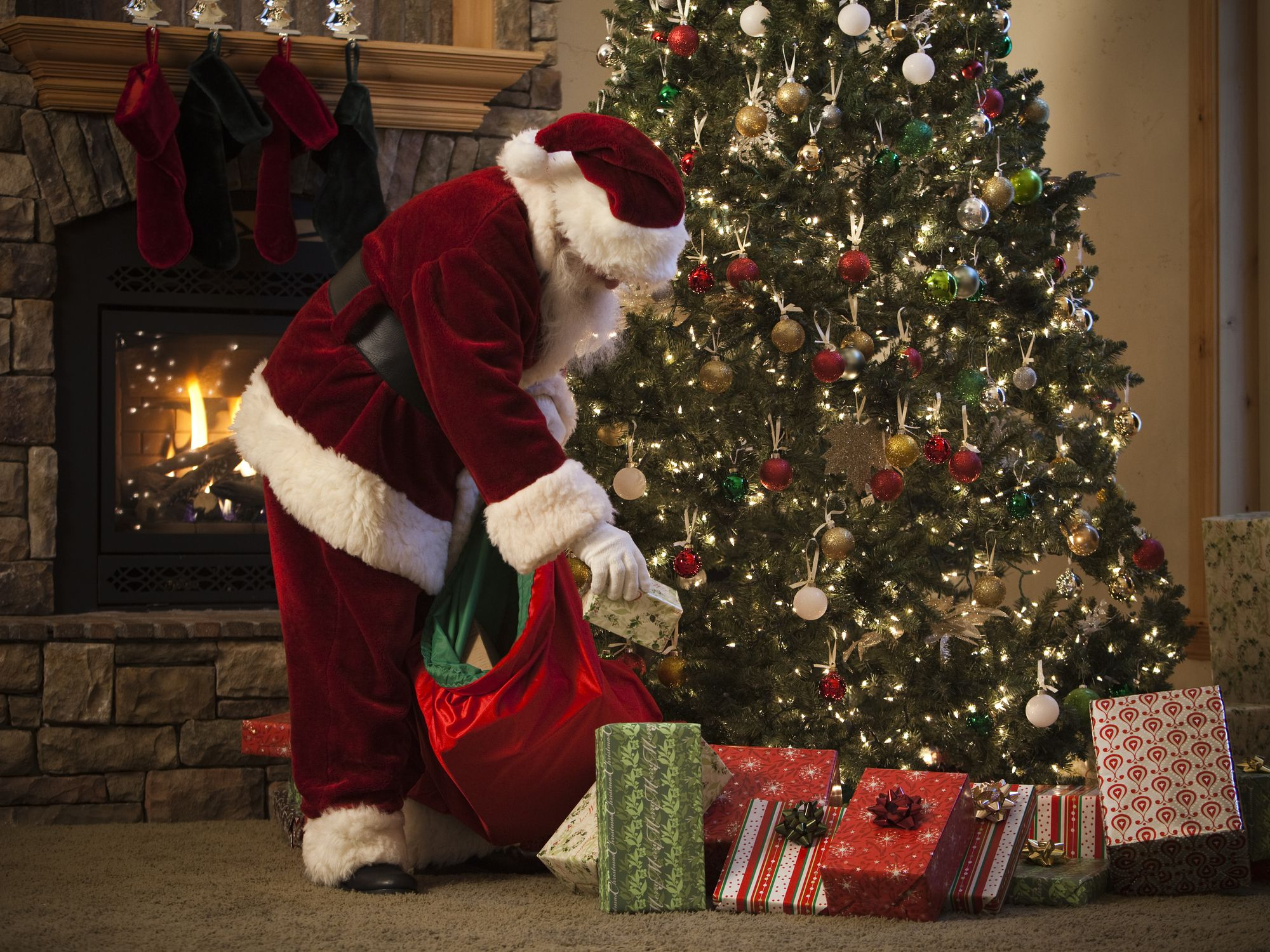 What Writers Say About Christmas and Santa Claus