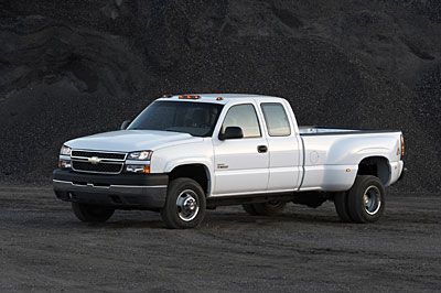 2006 Chevy Silverado Heavy Duty
