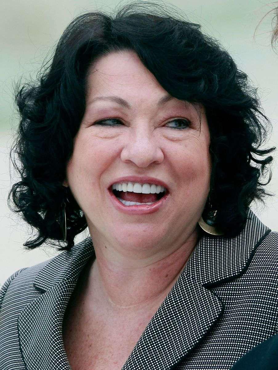 Sonia Sotomayor September 2009