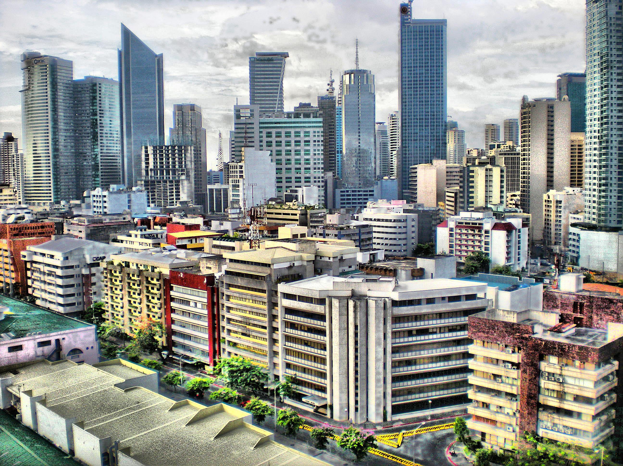 Manila in