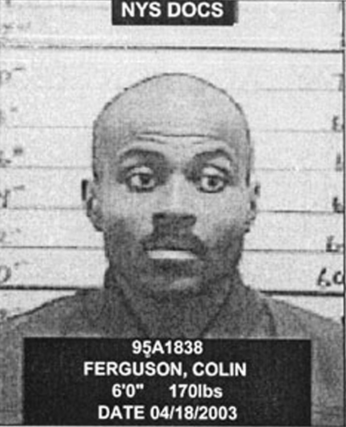 Mugshot - Colin Ferguson