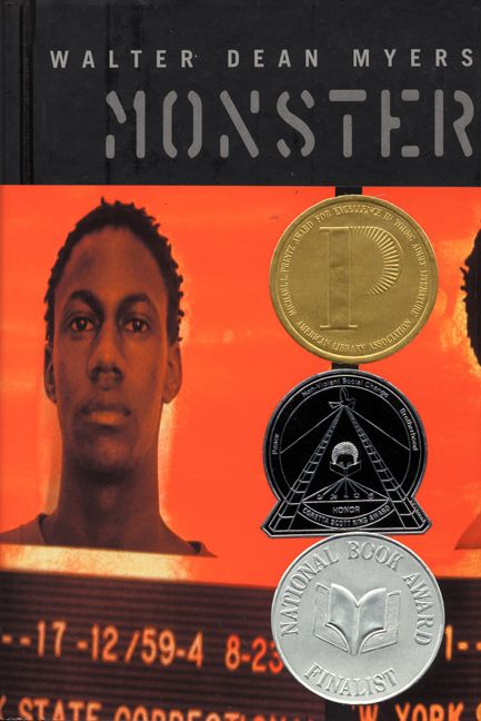 Monster by Walter Dean Myers: A Teen Book Review