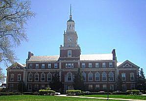 Library at Howard University
