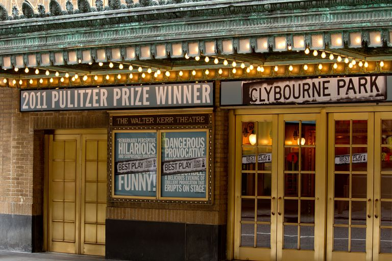 Clybourne Park @ Walter Kerr Theatre on Broadway