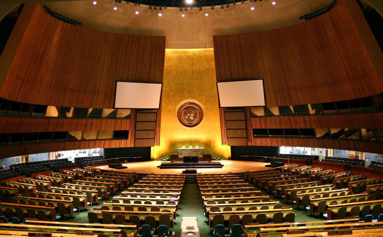The United Nations' History, Organization, & Functions