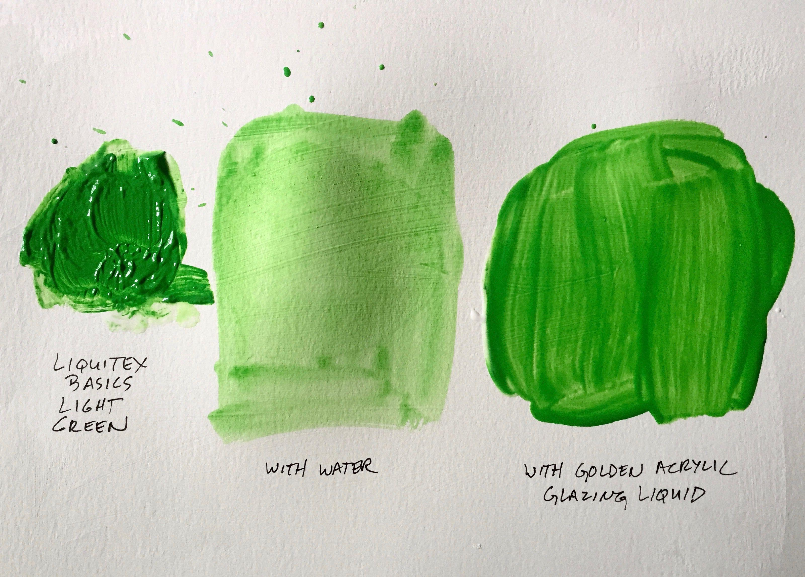 Acrylic Paint Thinner Liquitex