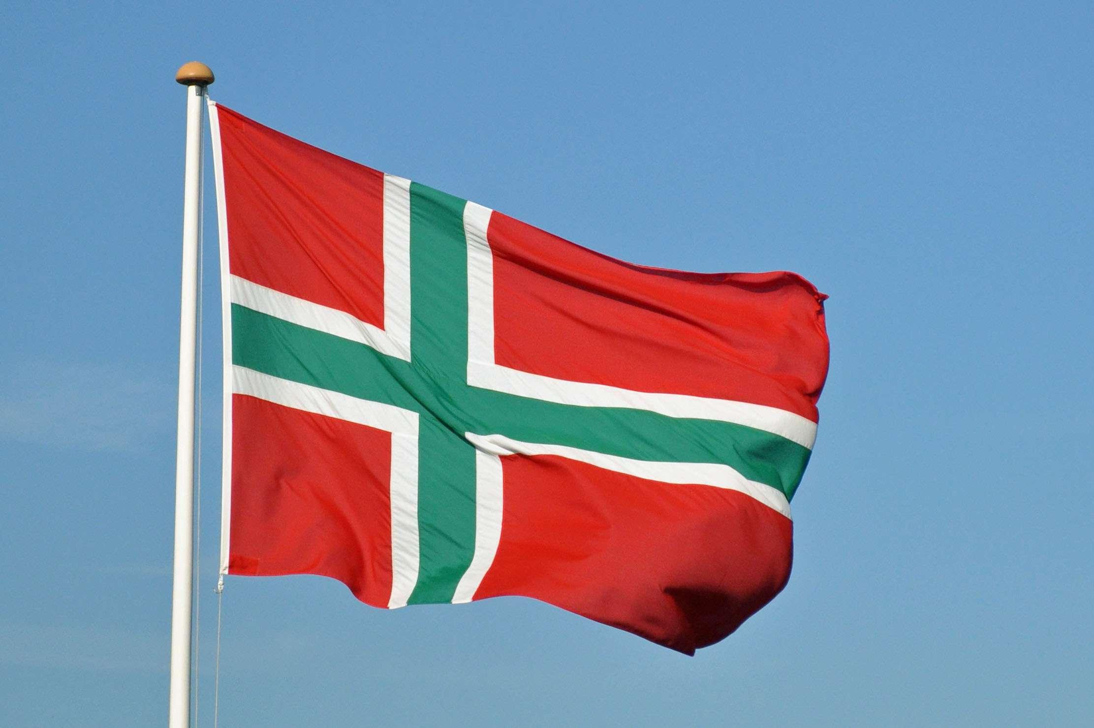 Bornholm flag