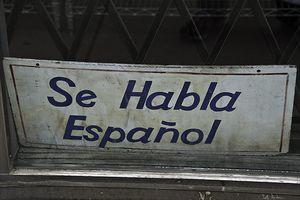 Spanish spoken here