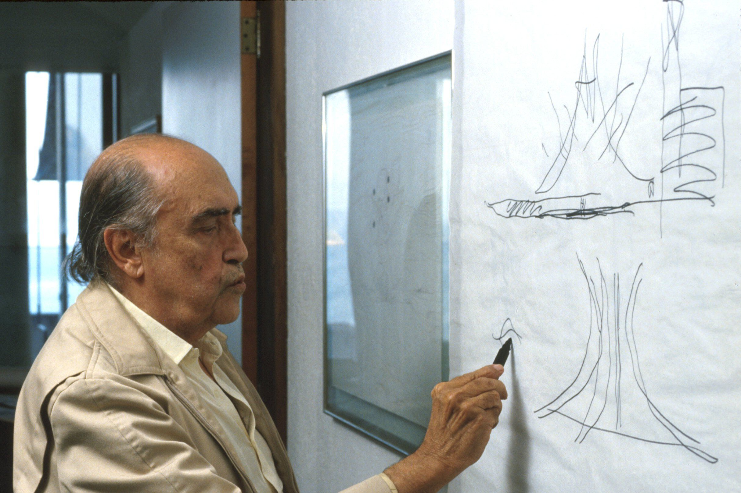 Oscar Niemeyer Photo Portfolio Of Selected Works