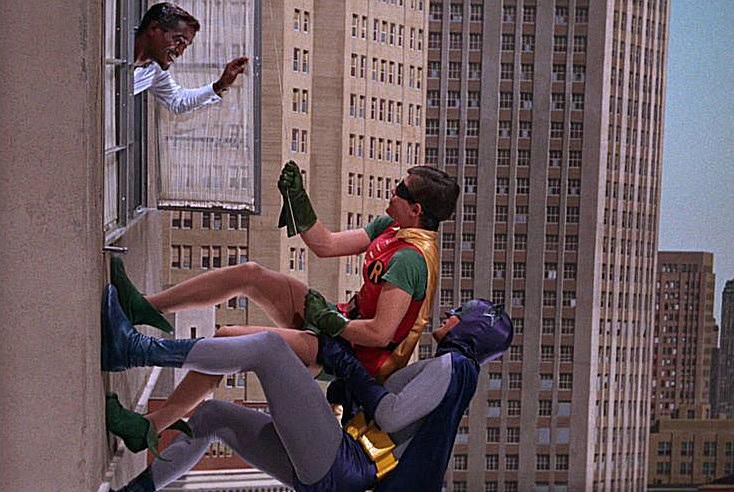 A Compilation of Batclimb Celebrity Window Cameos From the ...