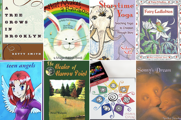 Spiritual Books and Games for Children