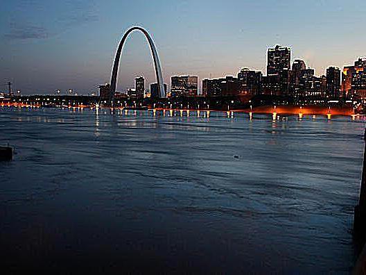 The Mississippi-Missouri-Jefferson River System