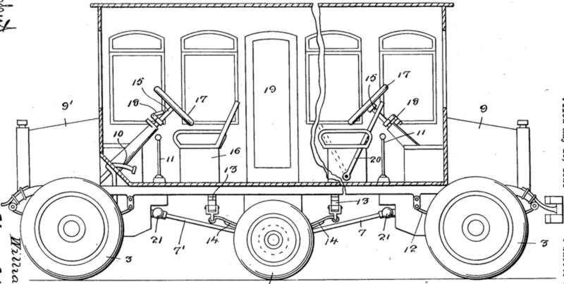 William Hale - Motor Vehicle