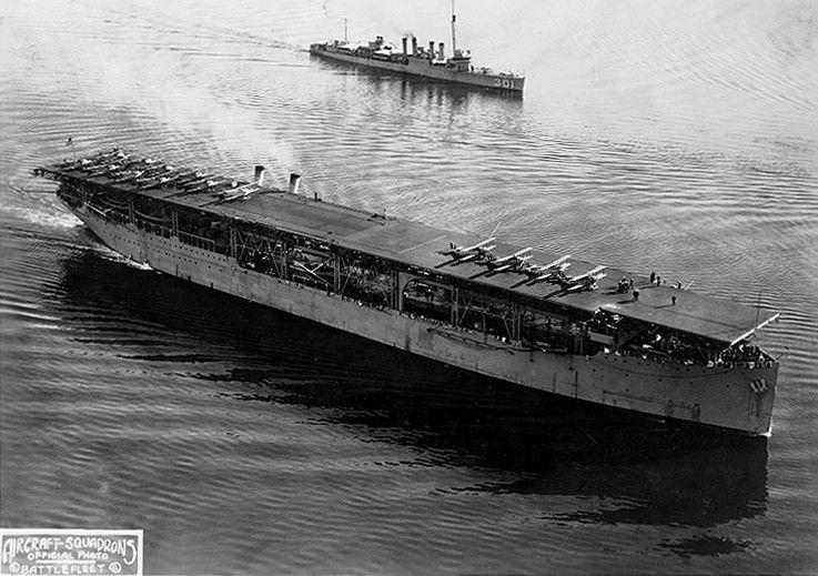 USS Langley (CV-1)
