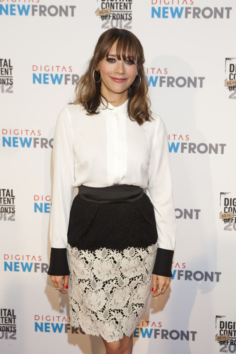 Actress Rashida Jones