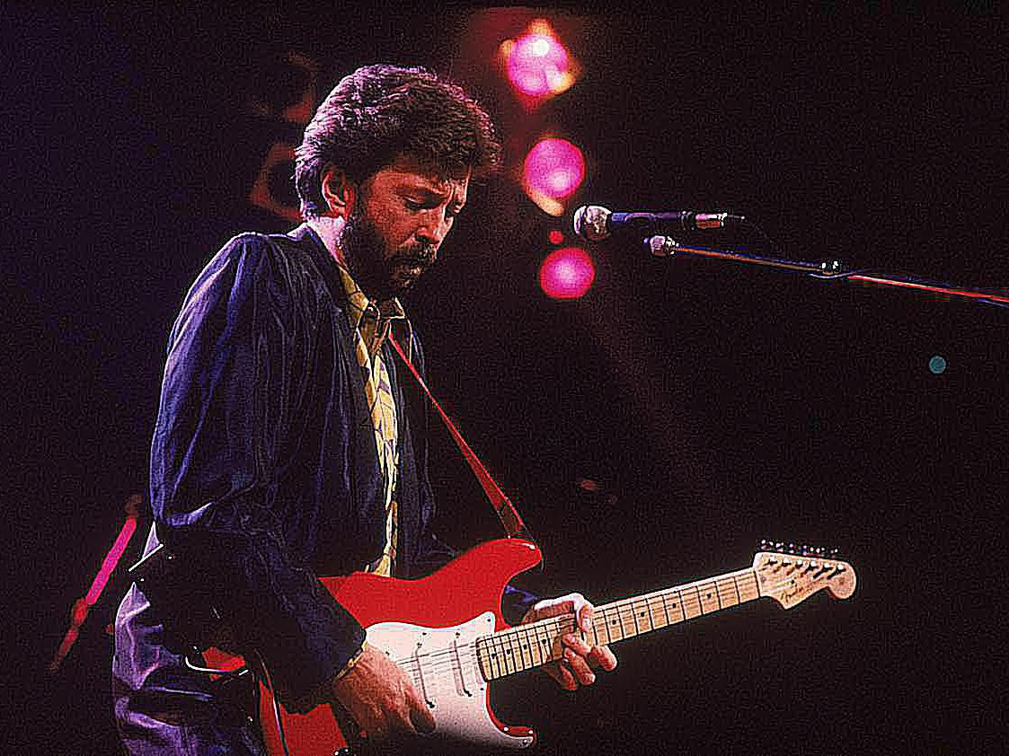 Top Eric Clapton Songs of the '80s