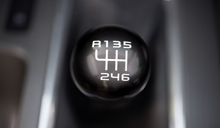 2012 Ford Mustang Boss 302 Shifter