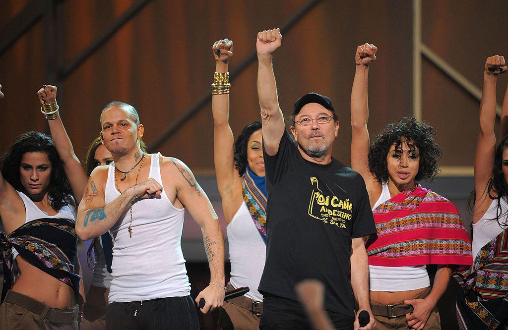 Rubén Blades at the 10th Annual Latin GRAMMY Awards Show