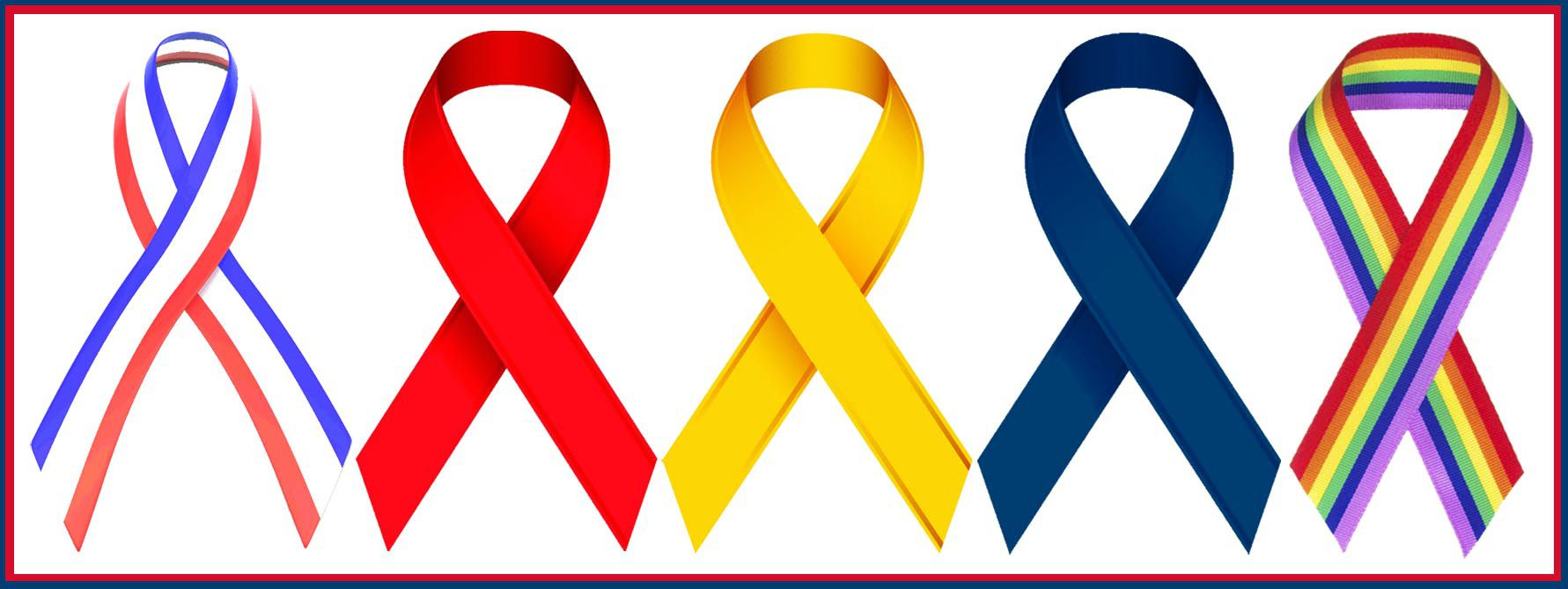 awareness ribbons  list of colors and meanings