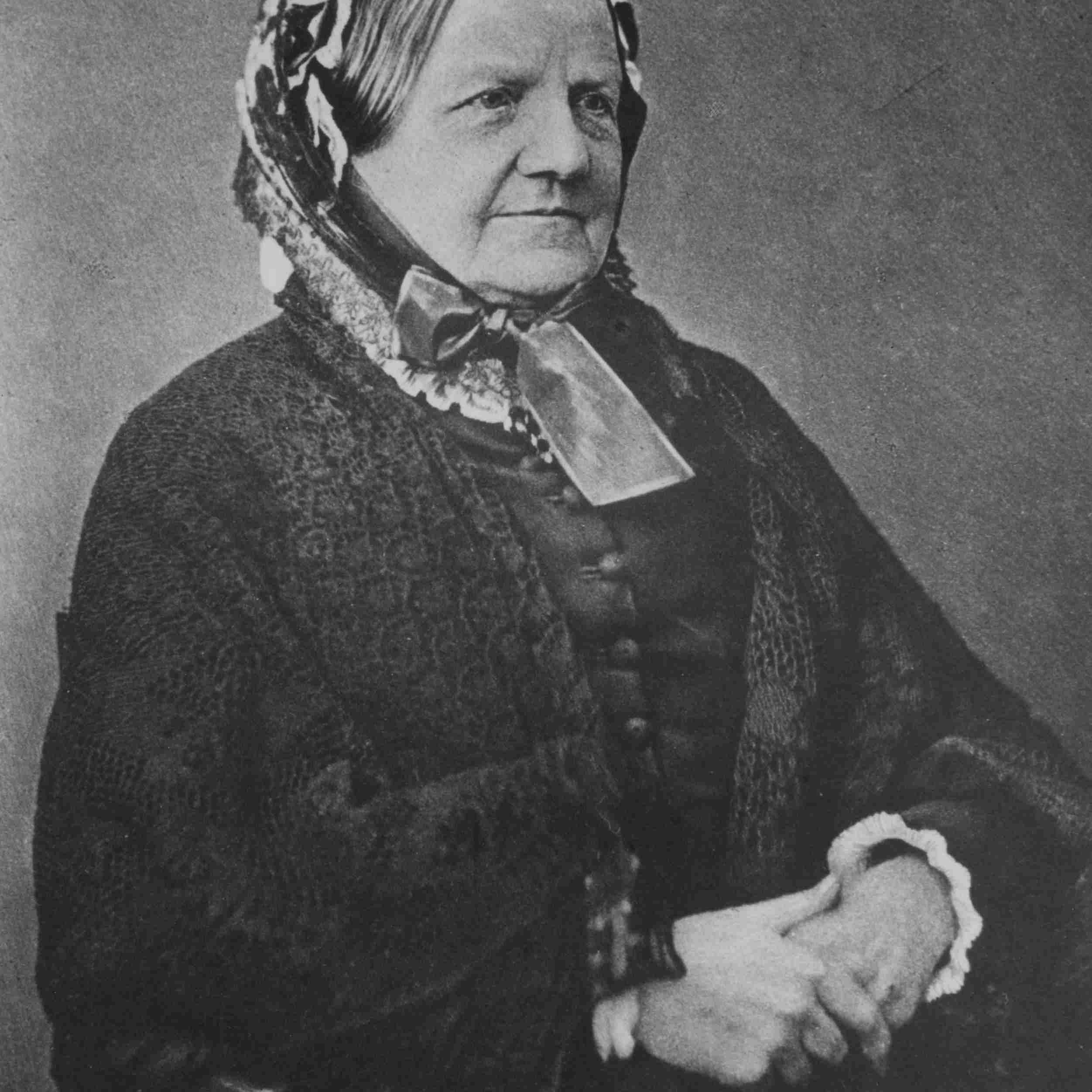 Emma Wedgwood Darwin, wife of Charles