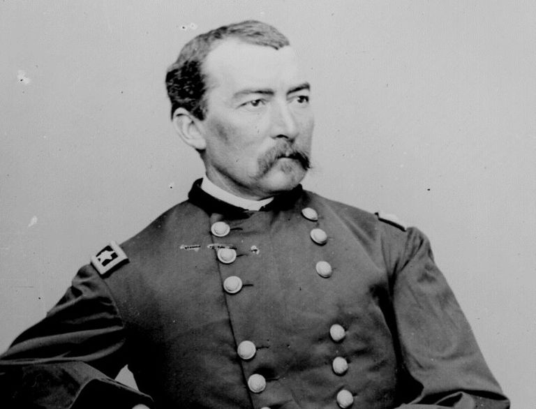 Major General Philip H. Sheridan