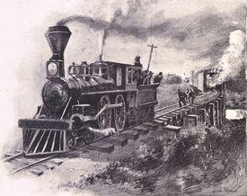Great Locomotive Chase, 1862