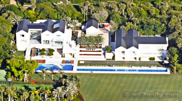 tiger woods u0026 39  house in jupiter island  florida