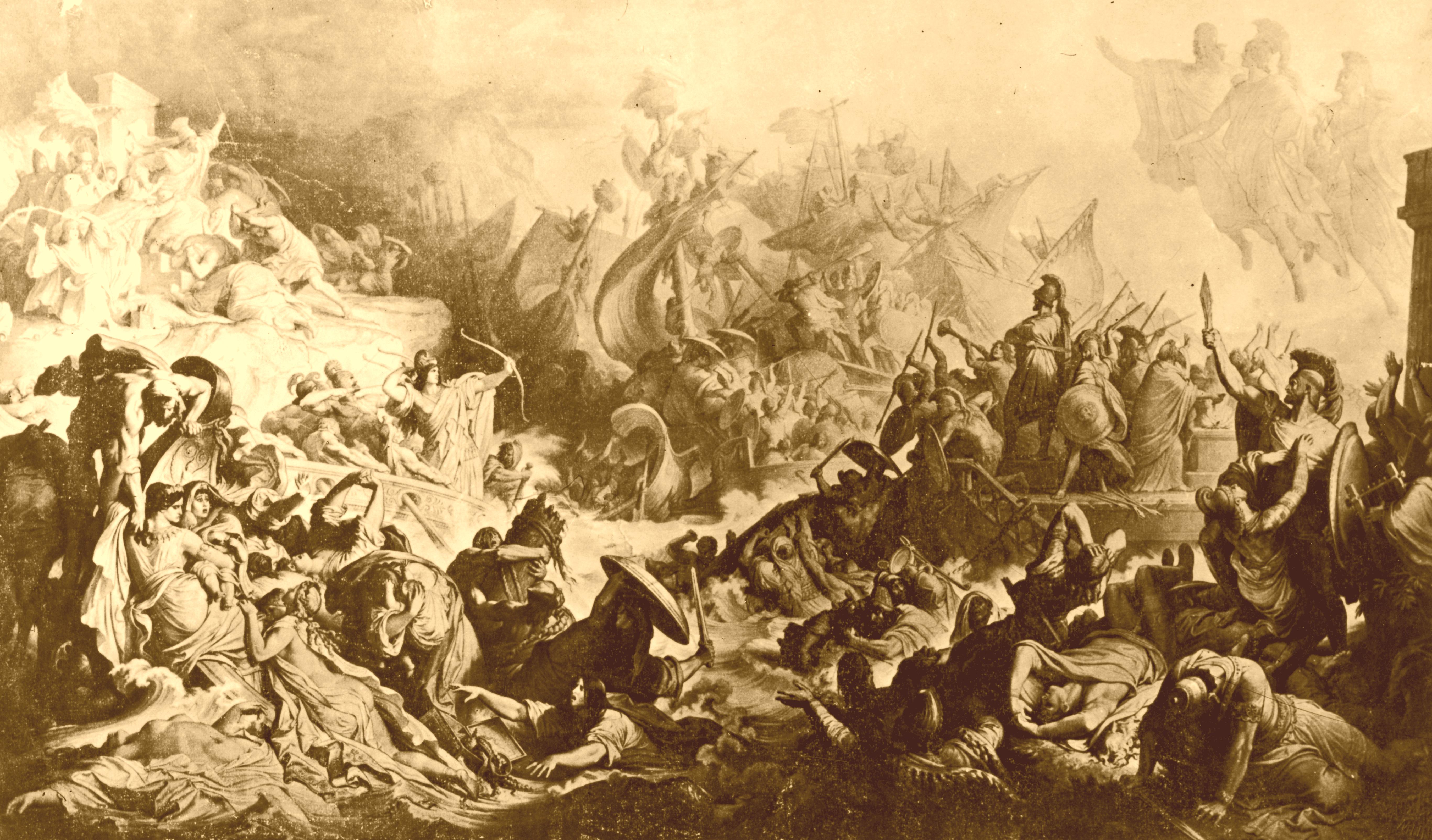 Naval Battle of Salamis