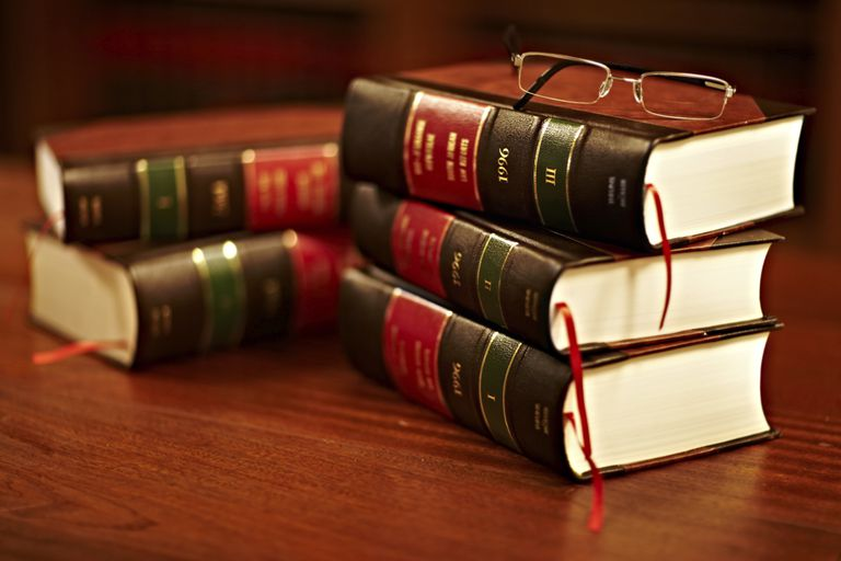 Six of the best law books | Law | The Guardian