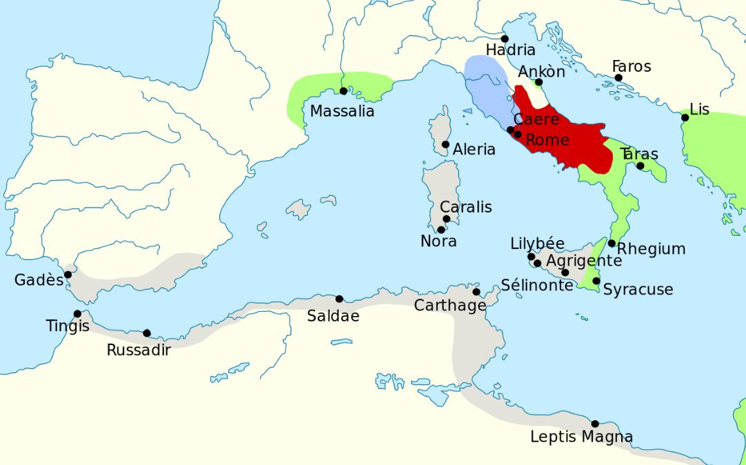 30 Maps That Show The Might Of Ancient Greece