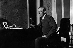 President Woodrow Wilson was instrumental in getting a cloture rule in the Senate.