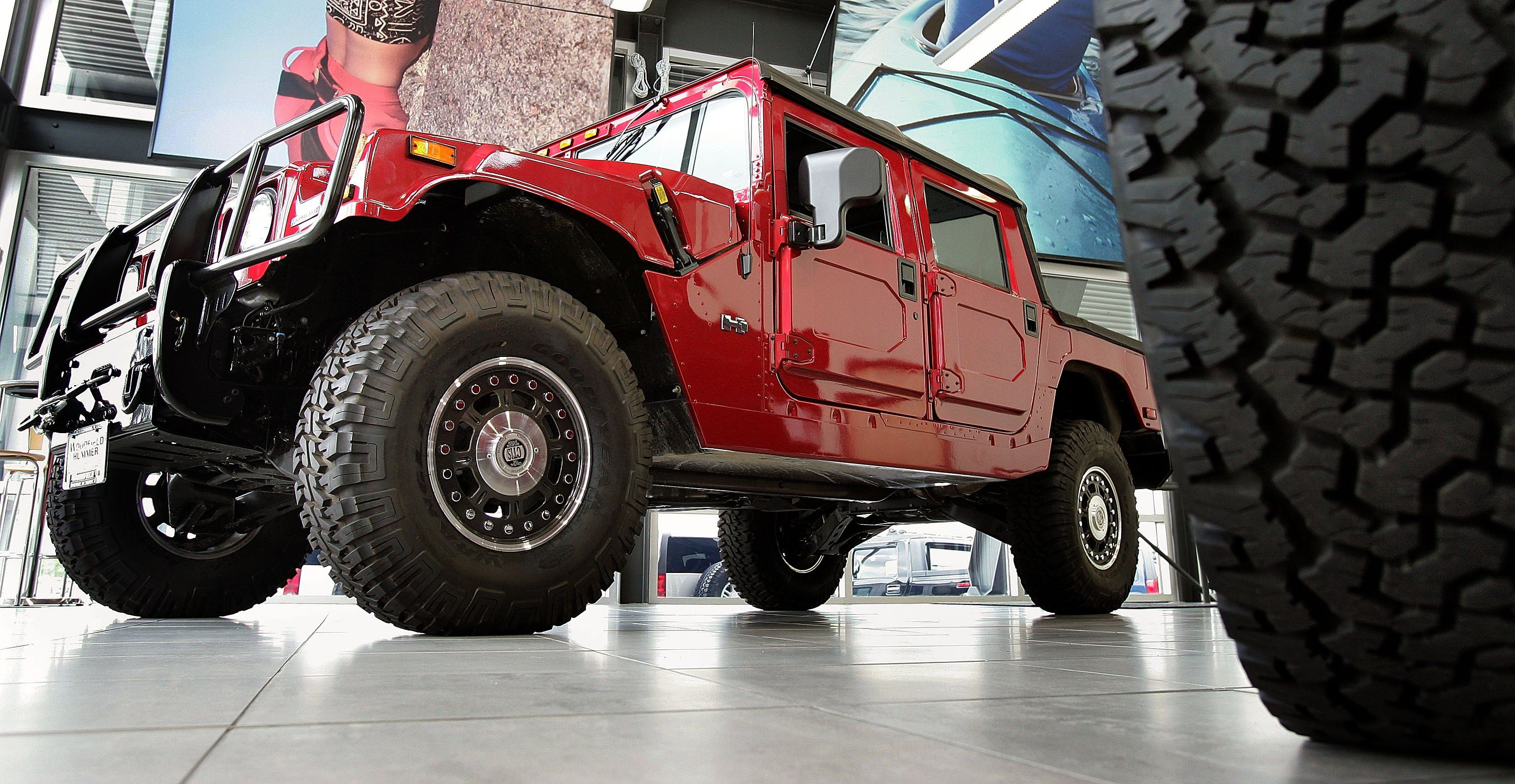 Features That Make Hummer Vehicles Special