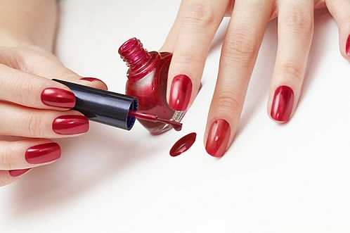 Nail Polish Is A Type Of Lacquer That Lied To Fingernails Or Toenails