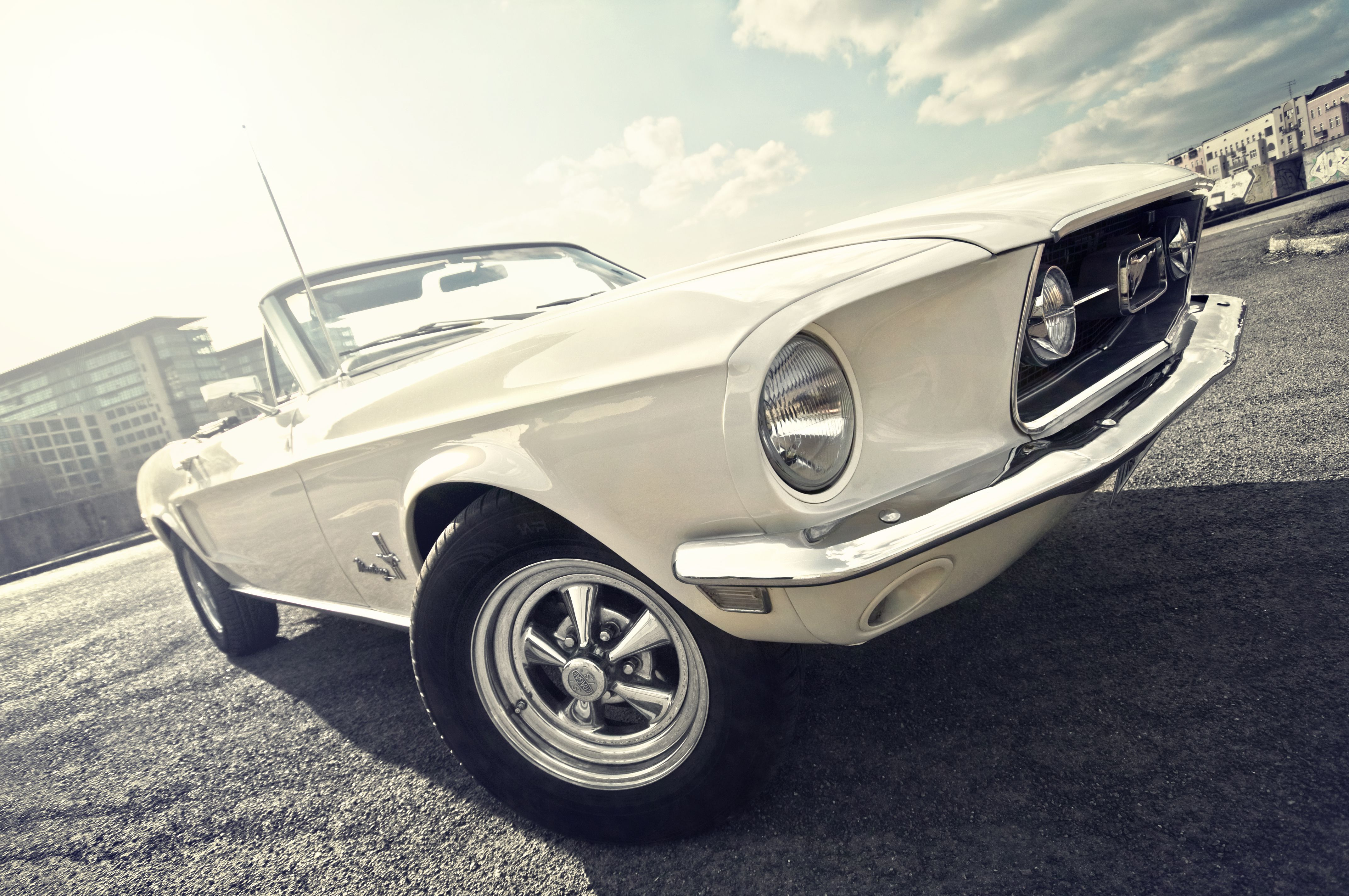 1968 Ford Mustang Model Year Profile