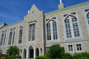 Higgins Hall at Boston College