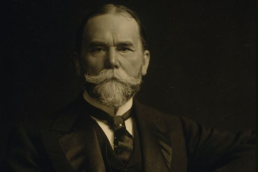 photograph of John Hay