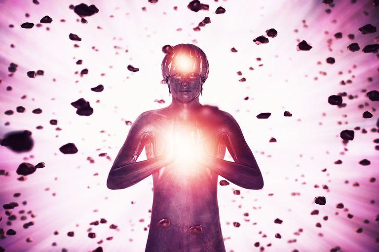 Spirituality, meditation, energy, chakras