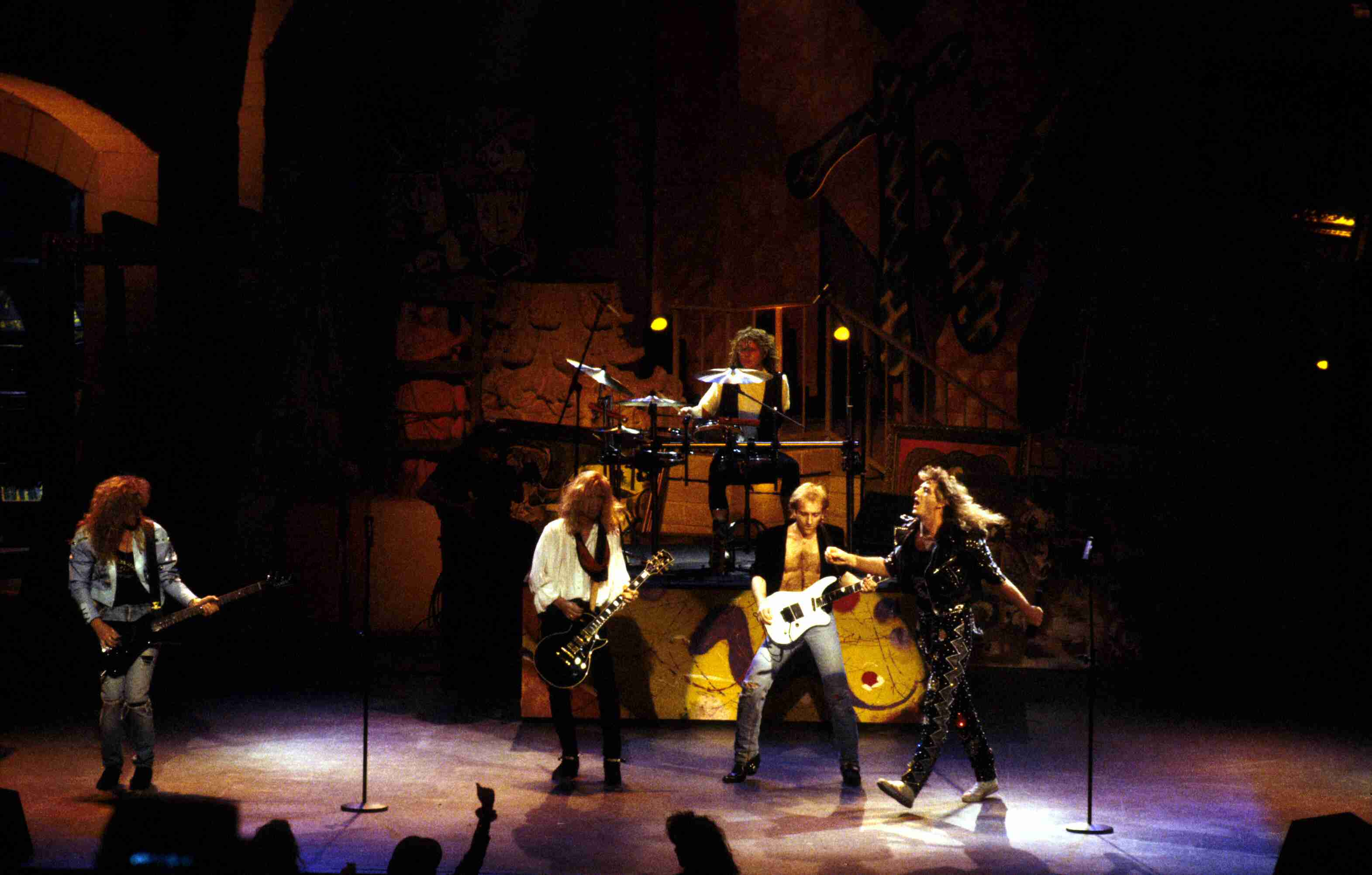 Top Arena Rock Artists of the '80s