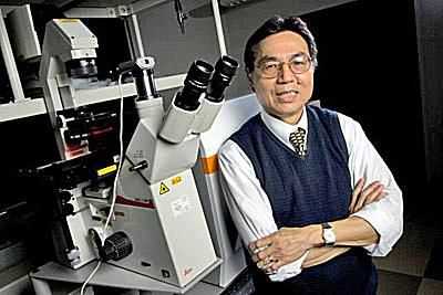 Professor Dr. Tuan Vo-Dinh is famous chemist and inventor who specializes in the field of photonics.
