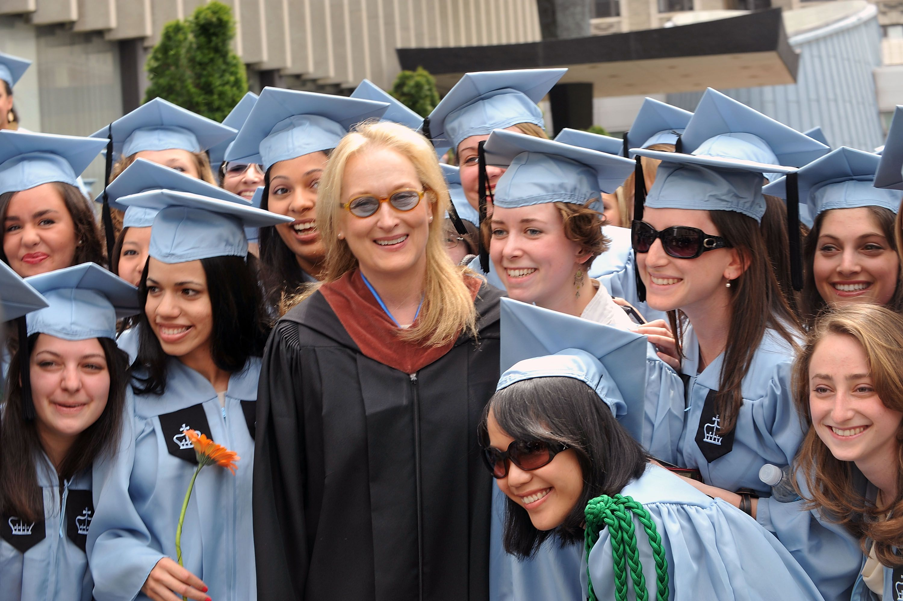 2010 Barnard College Commencement