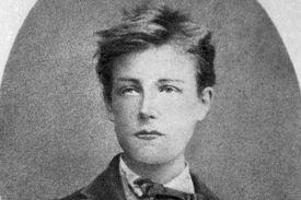 Arthur Rimbaud, French poet and adventurer, 1870.