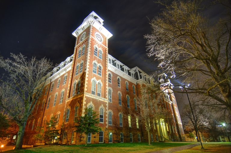 University of Arkansas Old Main