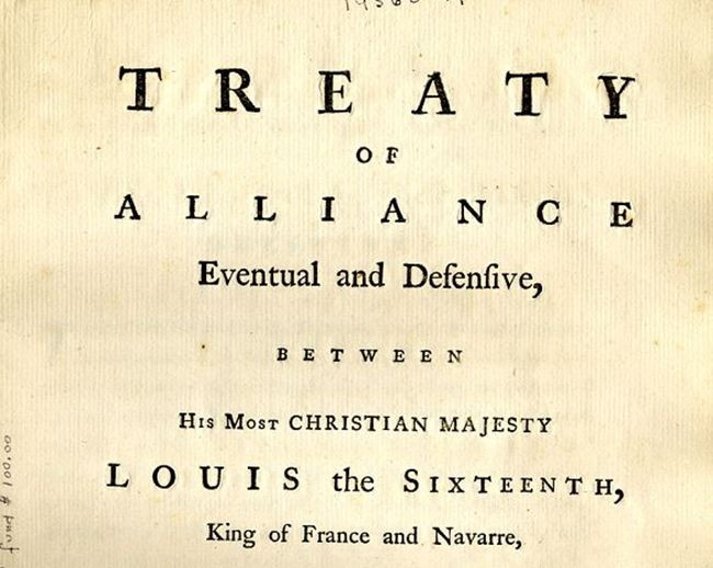Treaty of Alliance