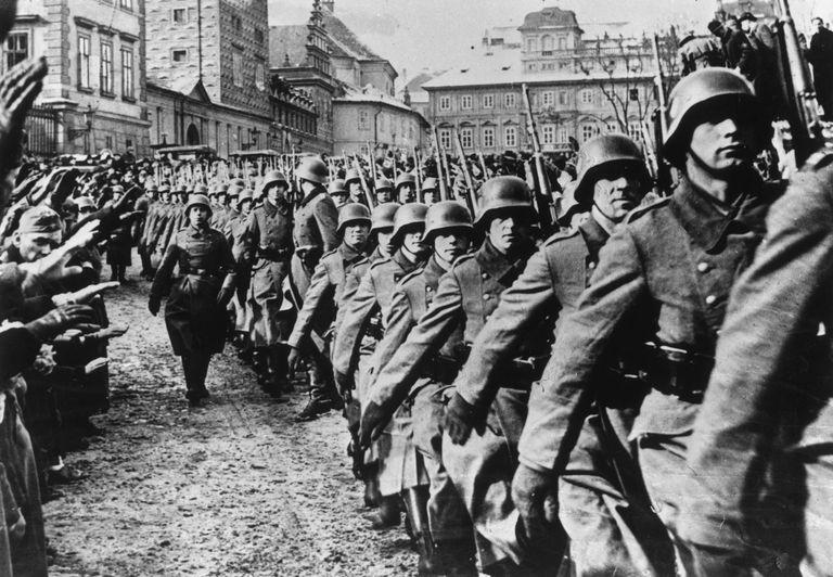 Understanding the Key Events of World War II