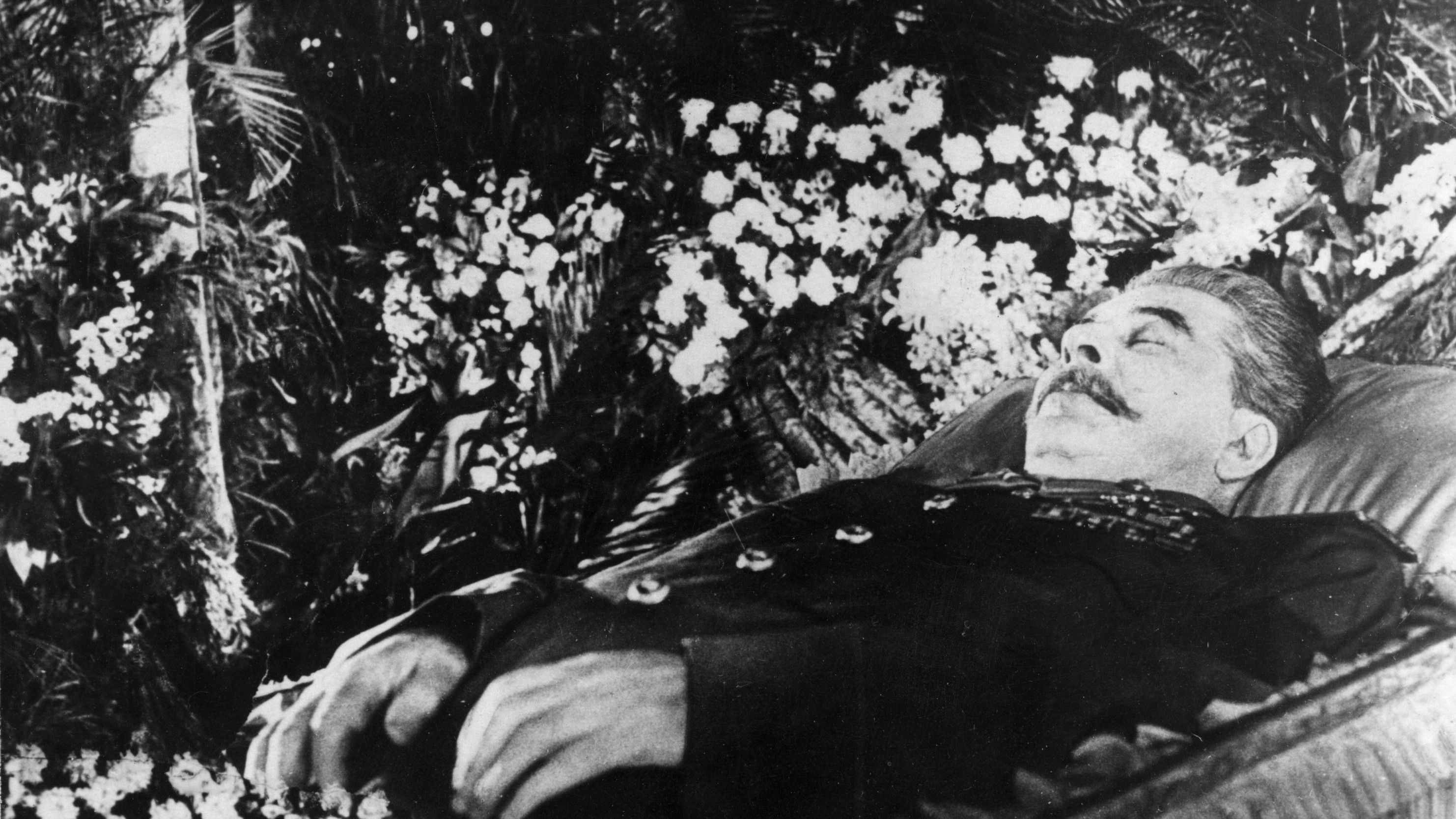 Body of Stalin Removed From Lenin's Tomb