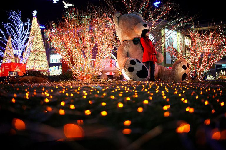is christmas celebrated in china - Whens Christmas Day