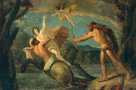 Heracles, Nessus and Deianira