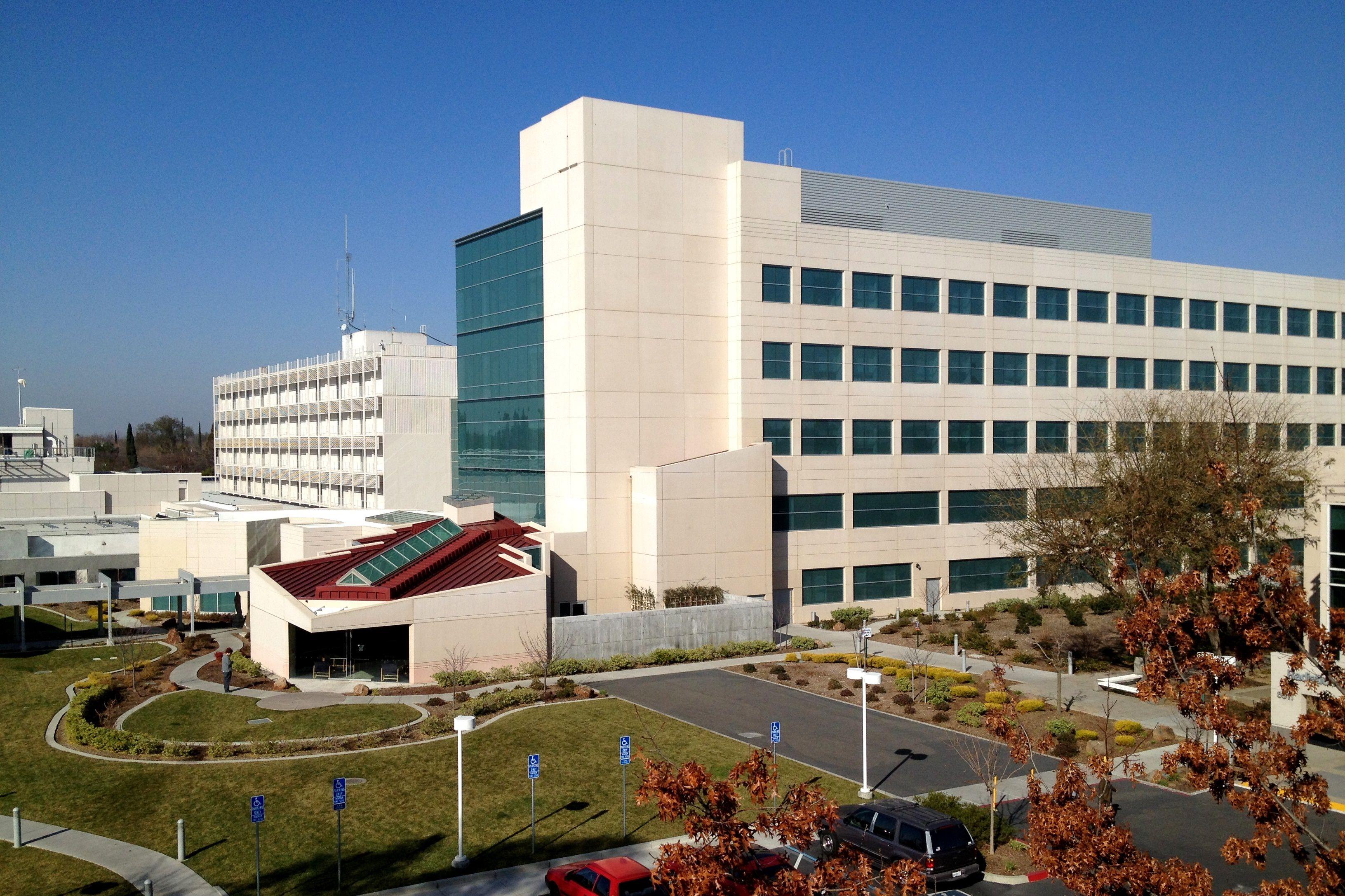 Mercy San Juan Medical Center in Carmichael, California
