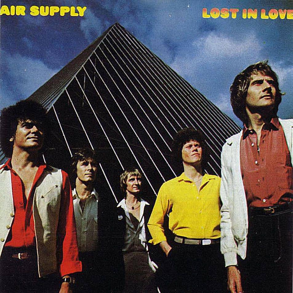Air Supplyn vuoden 1980 LP: stä Lost in Love tuli ryhmän ensimmäinen iso amerikkalainen hitti.